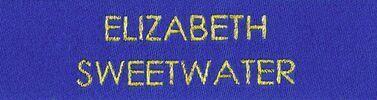 Elizabeth Sweetwater